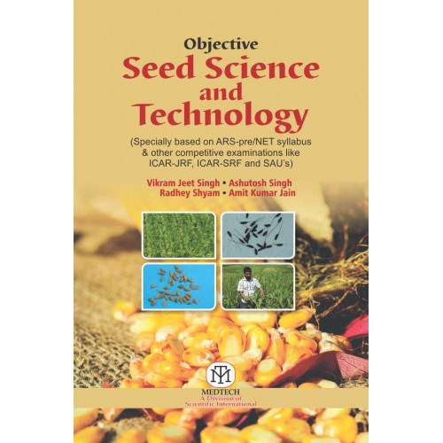 Seed Science And Technology Book